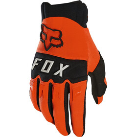 Fox Dirtpaw Gloves Men fluorescent orange